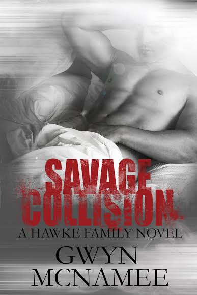 Savage Collision - E-Cover