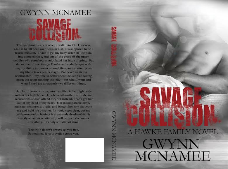 Savage Collision - Full Cover